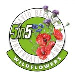 Award for Wild Flower Conservation at Grange Farm Isle of Wight