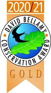 Grange Farm Isle of Wight Wins a gold conservation award